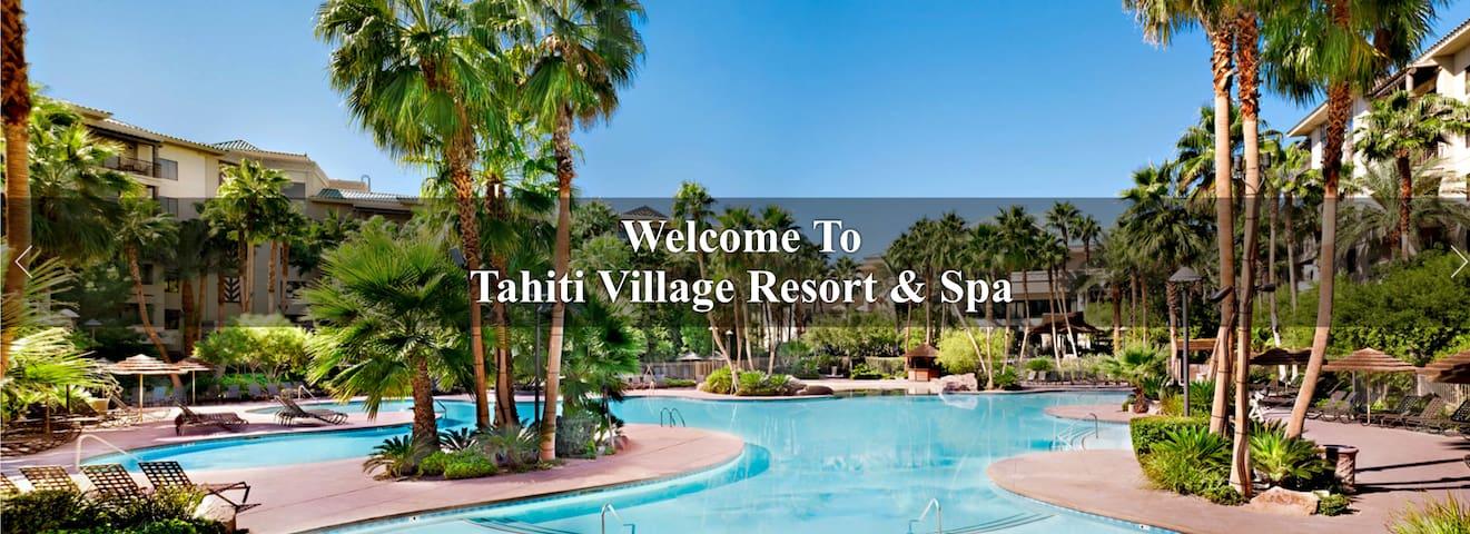 Tahiti Village Resort & Spa Moorea Suite