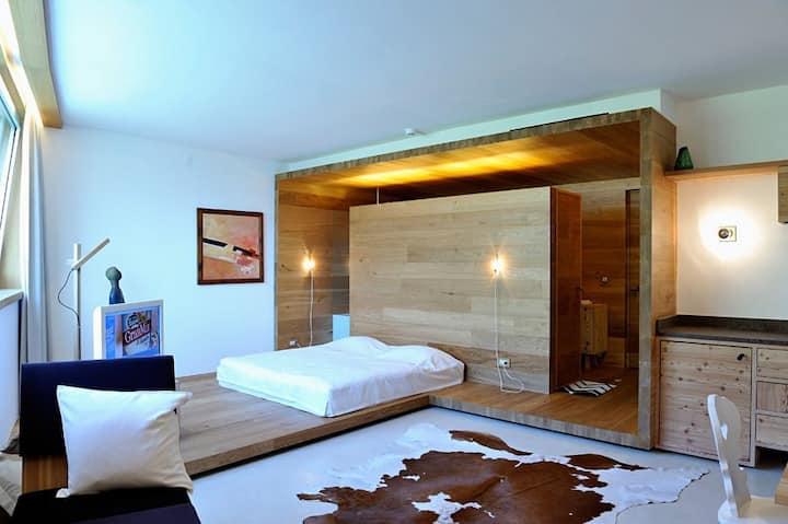 Luxury Apartments Living Kampill