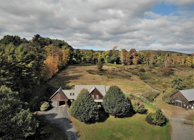 Brattleboro FarmStay, upstairs suite longer term