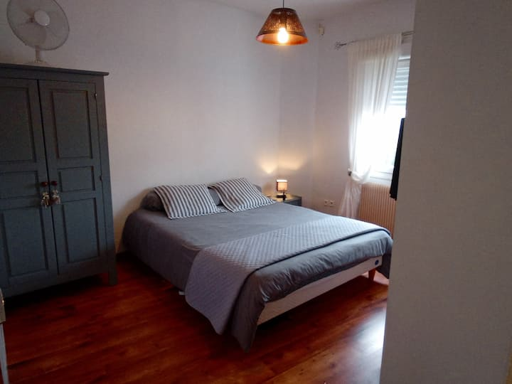 Agreable chambre privée