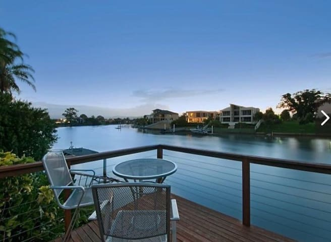 Broadbeach Waters Waterfront/Pool - Broadbeach Waters - Maison