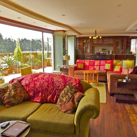 Luxury living with breathtaking views in Cuenca - Cuenca