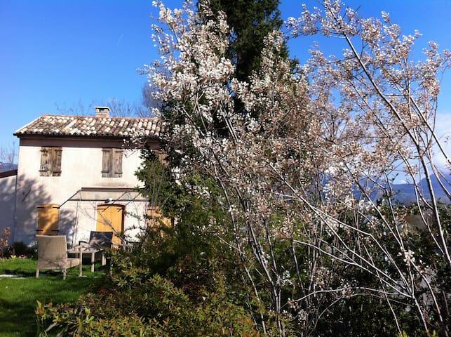 La casetta di Biancaneve - Ogliano - Rumah