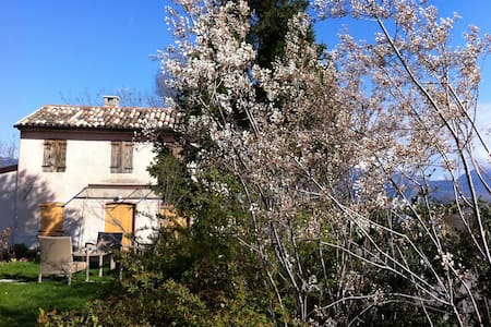 La casetta di Biancaneve - Ogliano - House