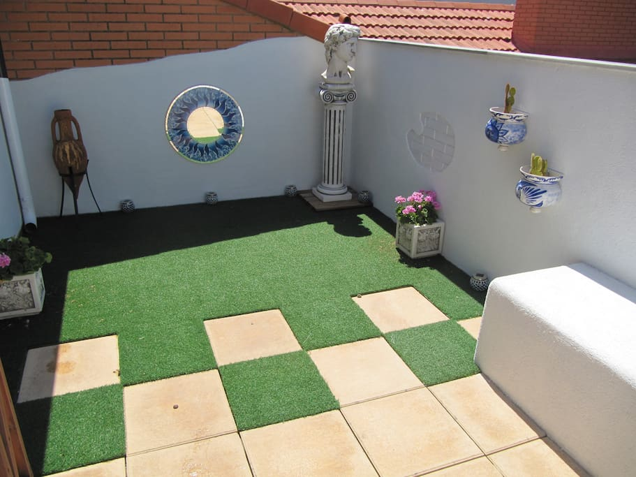 terraza planta superior