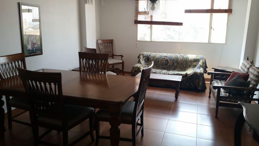 Amplio y cómodo espacio La Macarena - Bogotá - Apartment