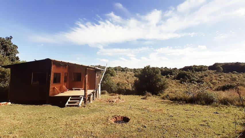 ♡El nido♡ casita en el campo,con preciosa vista