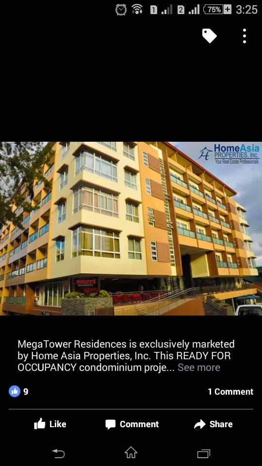 Megatower Residence 1