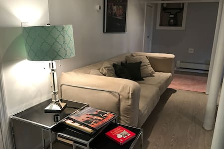 Studio Apartment near Bronxville - ヨンカーズ