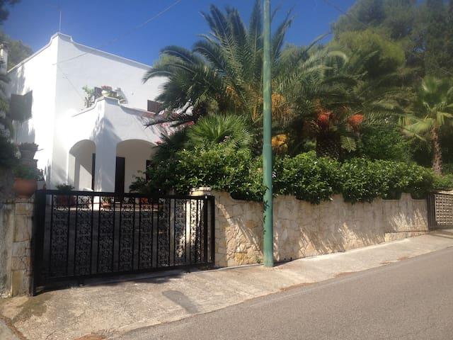 Villa in Parco Porto Selvaggio - Nardò - Huis