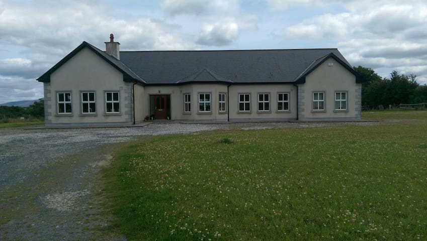 Private room, near Graignamanagh, Co. Kilkenny - Graignamanagh  - Hus