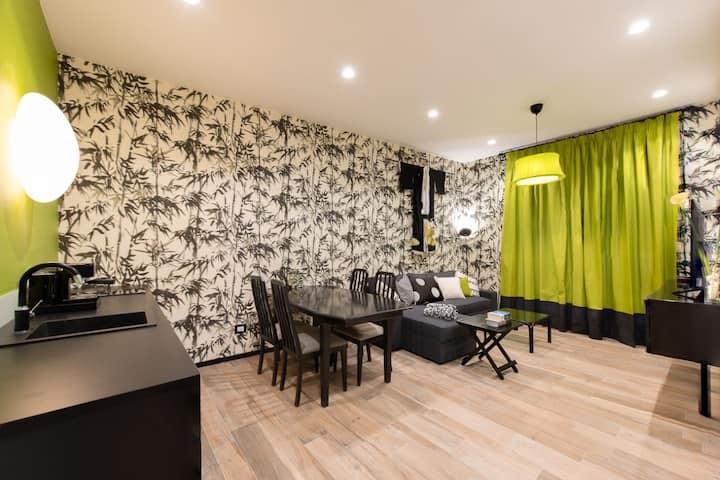 Aparthotel Rainbow- suite Imperial