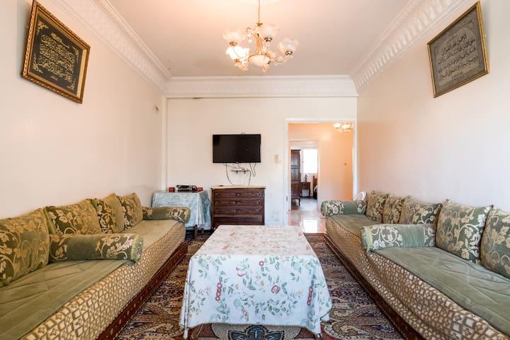 Apartment in the center of Rabat - Rabat - Apartment