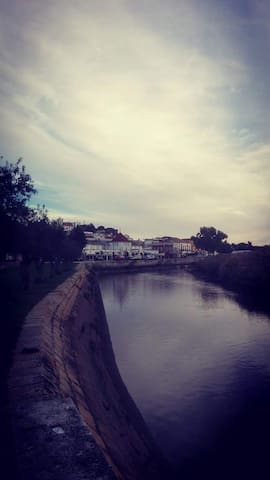 Old style apartment in the city center - Silves - Apartment