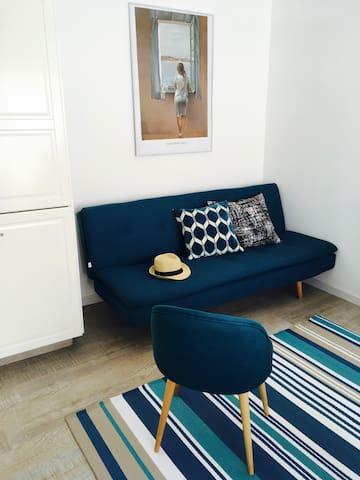 La petite maison bleue - Gruissan - Adosado