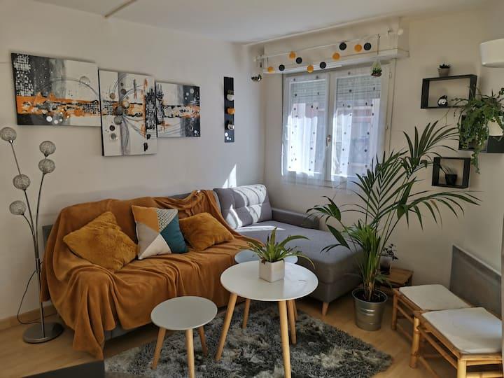 Bel appartement idéalement situé proche centre