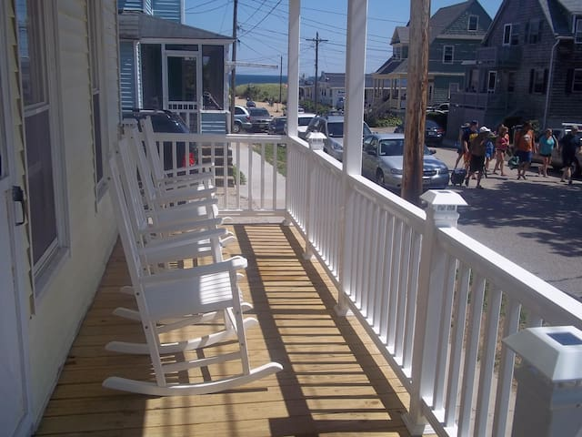 Oceanview 3 bedrooms Apartment - Old Orchard Beach - Flat