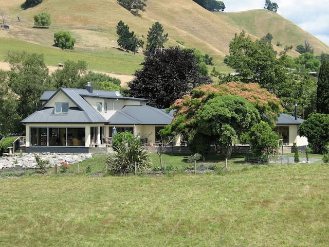 Mount Heslington Lodge - Brightwater - Bed & Breakfast