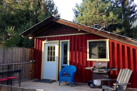 Big Hayloft Barn, 2 BR sleeps 6