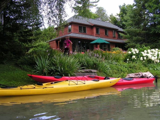 Leland on the River - Leland - Casa