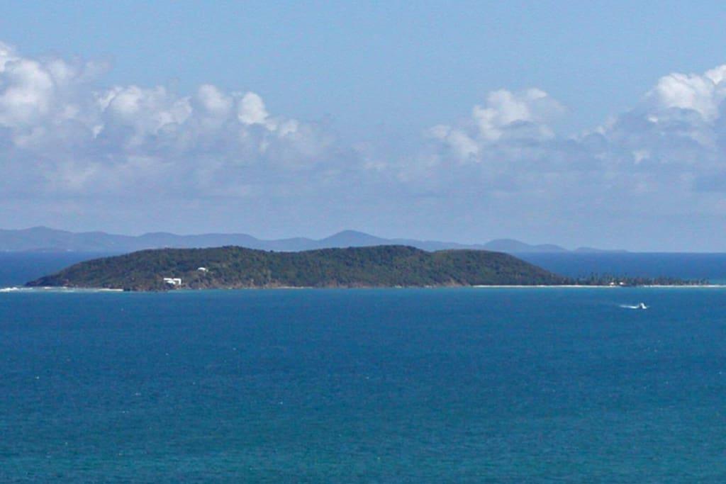 Isla de Palomino.