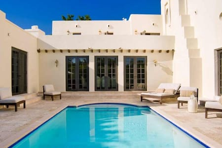 5 bd, architectural treasure - Miami - Villa
