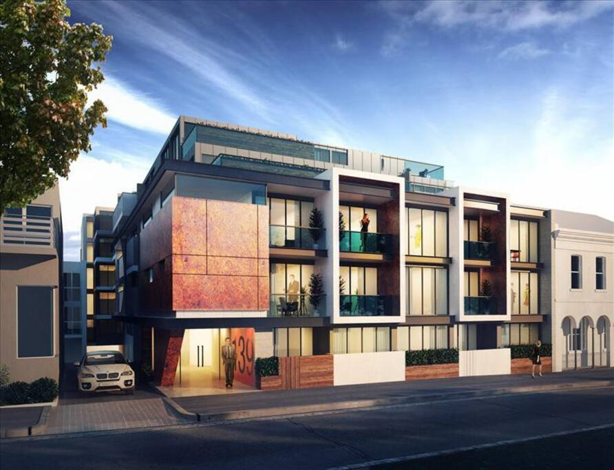 Cbd Fringe Free Wi Fi Parking Apartments For Rent In