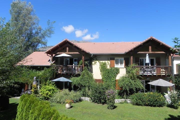 """à la Petite Maison """"un Air du Sud """" n°3"""