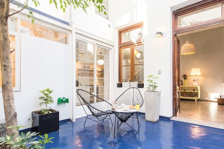 HOUSE Palermo with terrace & patio - Pis