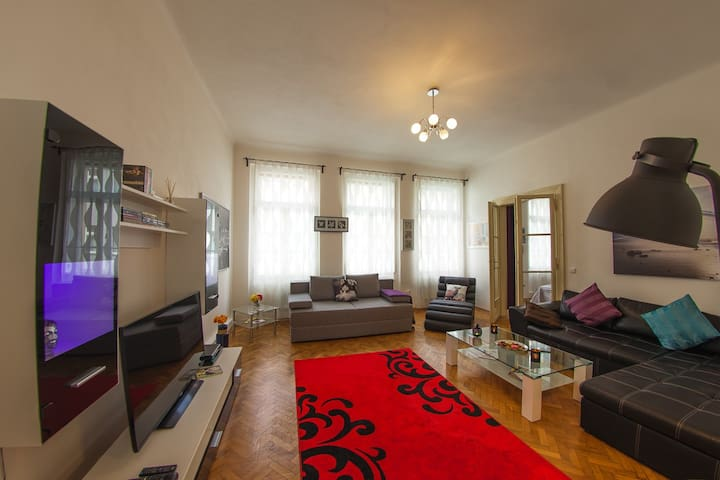 ❤️Luxury Apartment In The Heart Of Prague❤️