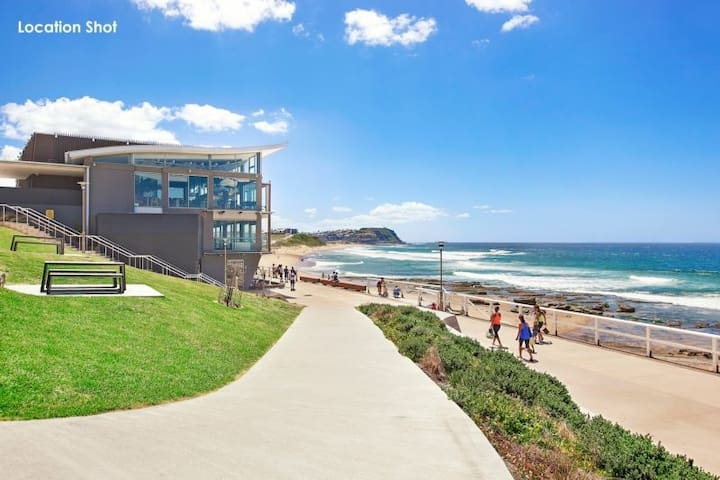 Clean, Comfy & Close to the Beach - Merewether - Byt