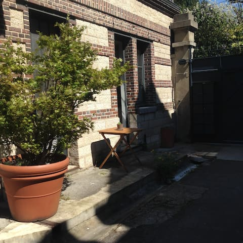 Maison 65m2 proche gare - Troyes - House