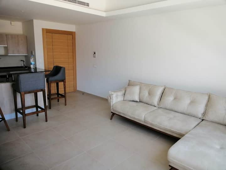 One bedroom apartment in Waterfront City