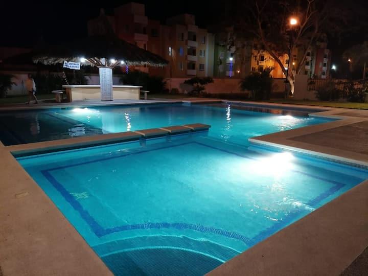 Renta depto en Acapulco para tus vacaciones!
