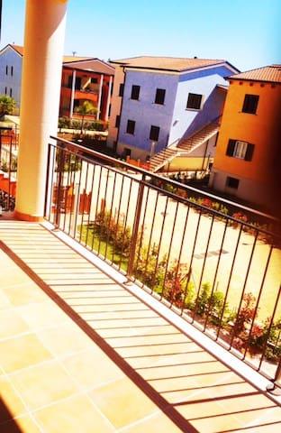 Stupendo appartamento Rivazzurra - Policoro - Wohnung
