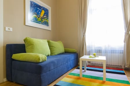 "Brand new ""Downtown Apartment"" 2 - Zagreb - Wohnung"