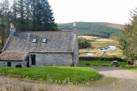 Wild Farm Cottage - Tomintoul - Casa