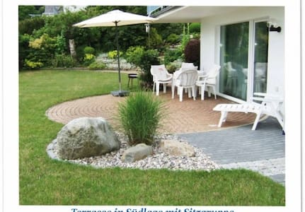 Kinderfreundl. FEWO m großem Garten - Scharbeutz - Wohnung