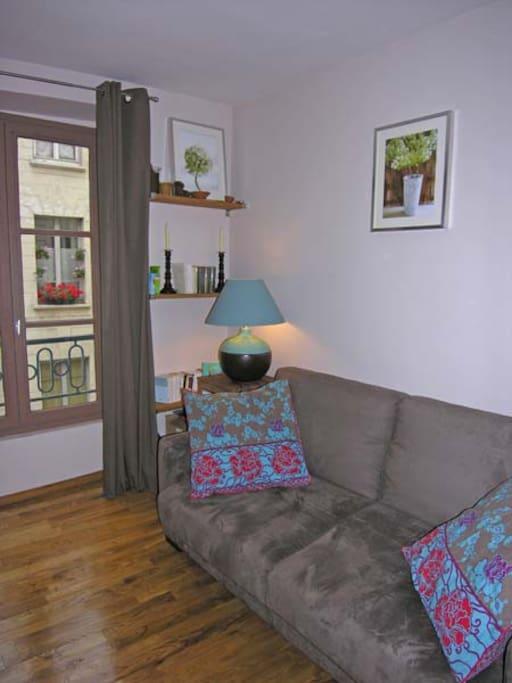 Studio meubl tout confort appartements louer saint - Location meuble ile de france particulier ...