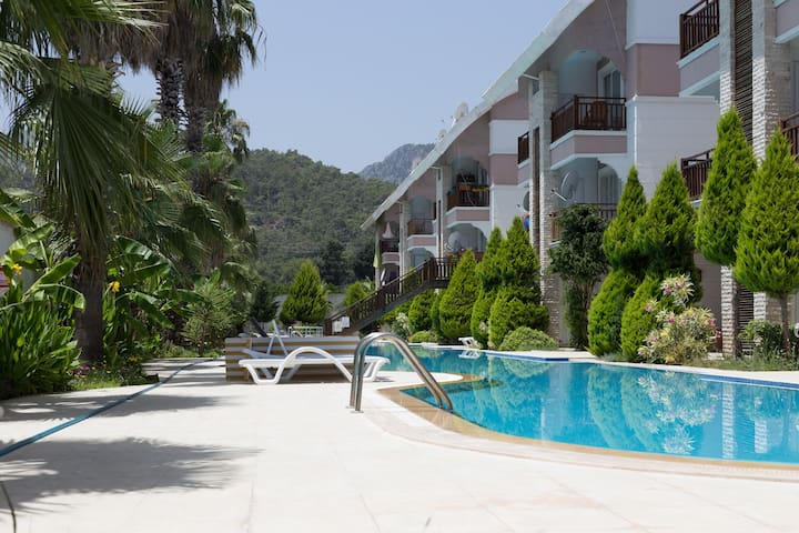 Room in Kemer 200 m from the beach - เคเมอร์