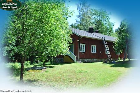 B&B Kirjakkalan Ruukkikylä - Teijo, Salo - Bed & Breakfast