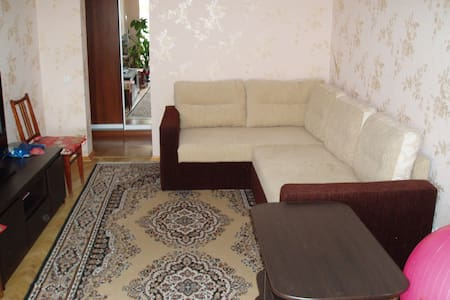 Big Bright Cozy apartment in Kiev