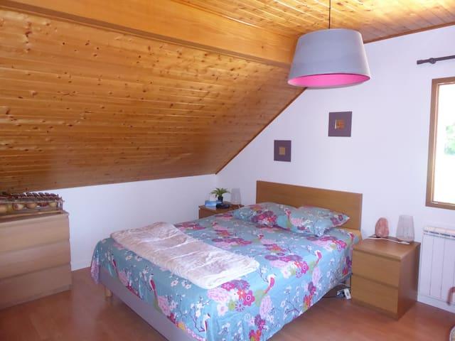 Chambre 1 parents 160 x200 cm
