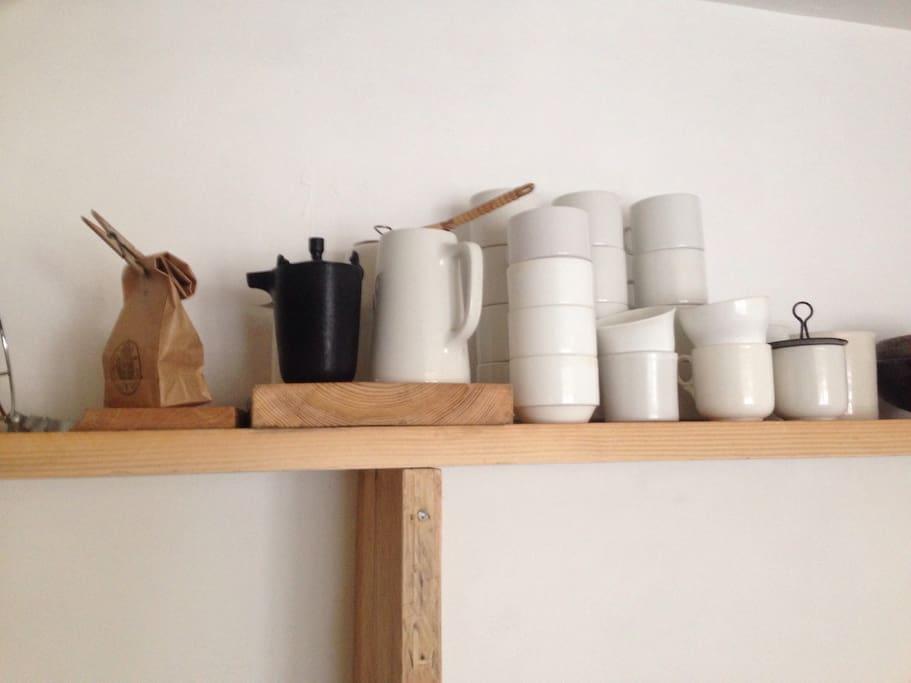'Dorset chai wallah' supplies the tea