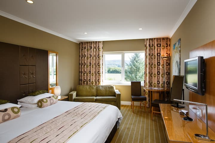The Plough, Relaxing Superior Room