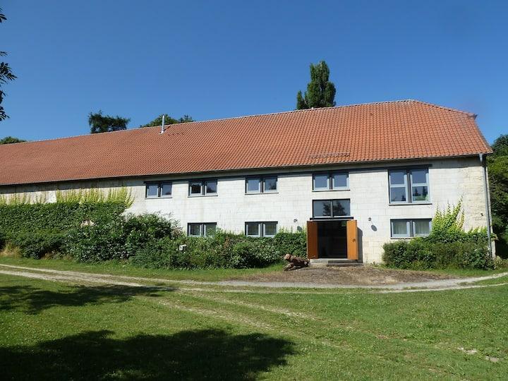 Das Ferienhaus in der Scheune (300 qm)