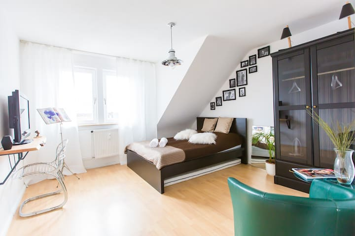 Apartment close to Frankfurt City / Messe / Fair - Offenbach am Main