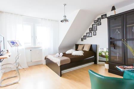 Apartment close to Frankfurt City / Messe / Fair - Offenbach am Main - Apartament
