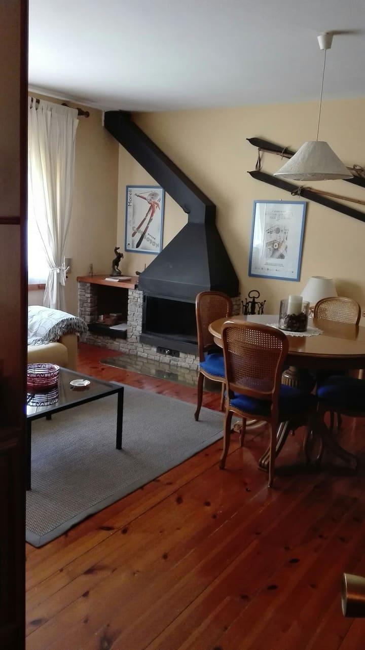 Acojedor apartamento planta baja