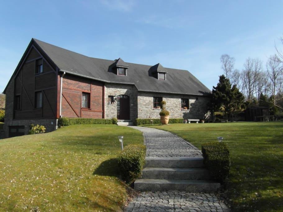 Chambre en ardenne belge bed breakfasts te huur in for Chambre belge des traducteurs